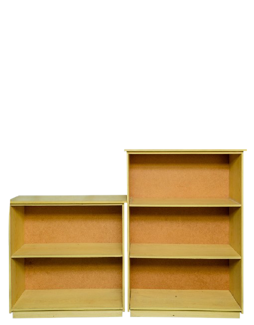 Open Book Cases 23 Tier