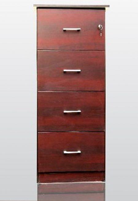 4-drawer-filing-cabinet-dark