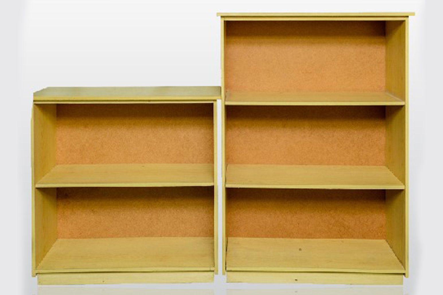 Open Book Cases 2&3 Tier